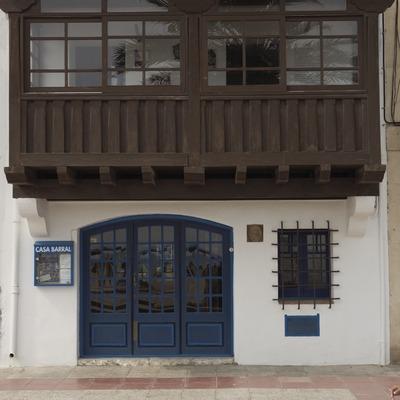 Casa-Museo Carlos Barral.  (Nano Cañas)