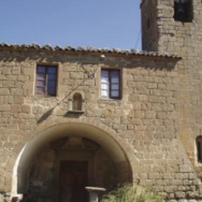 Sant Pere de Llobera.