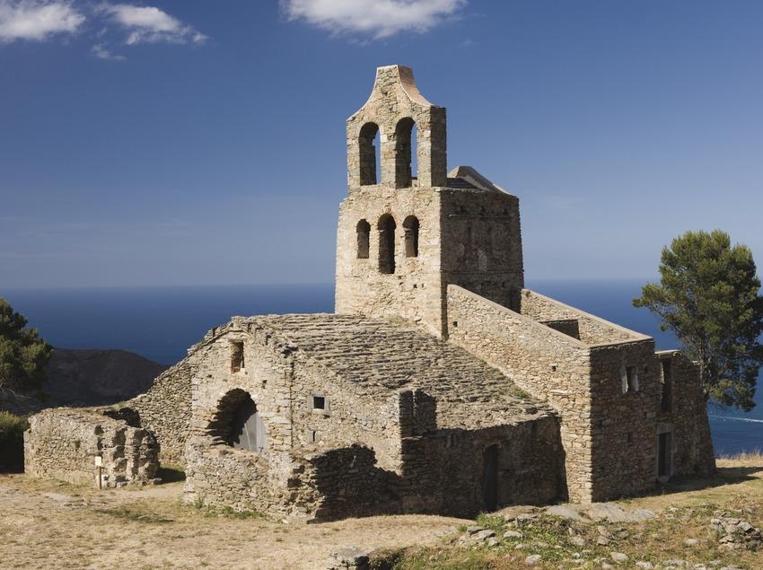 Church of Santa Helena or Santa Creu de Rodes  (Nano Cañas)
