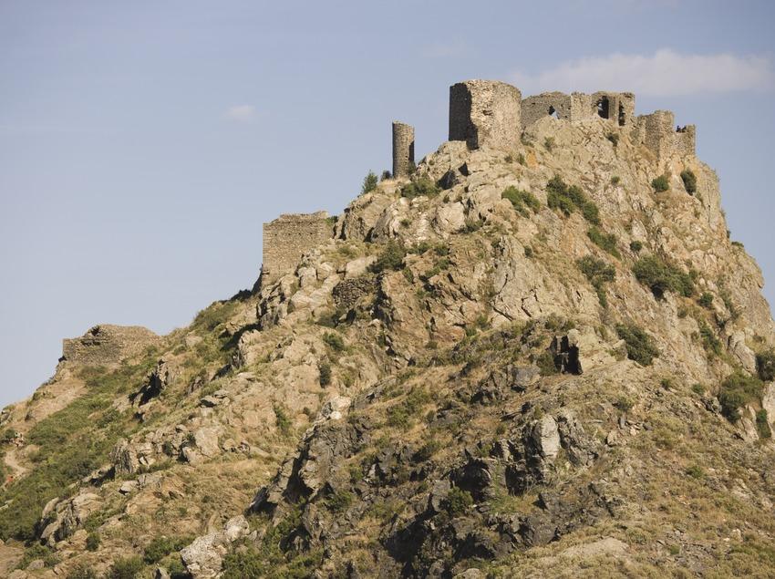 Verdera castle