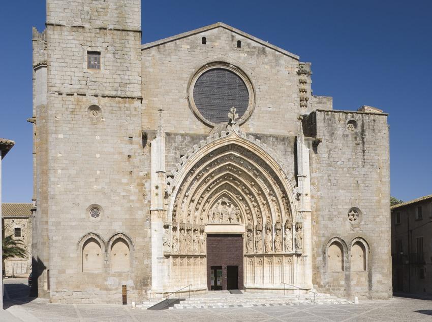 Basílica de Santa Maria.  (Nano Cañas)
