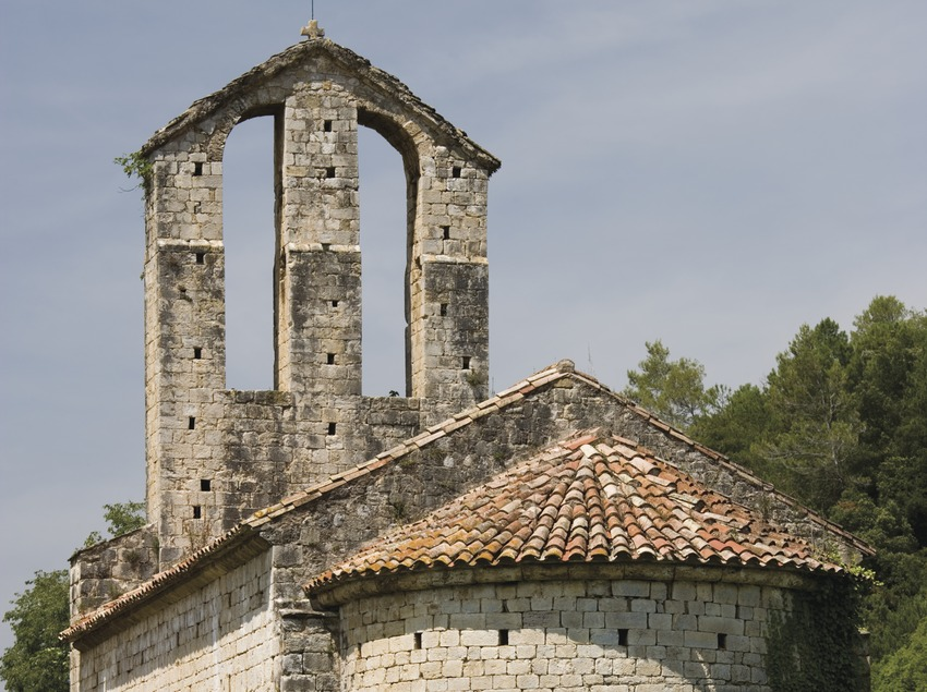 Iglesia de Santa Maria del Palau  (Nano Cañas)