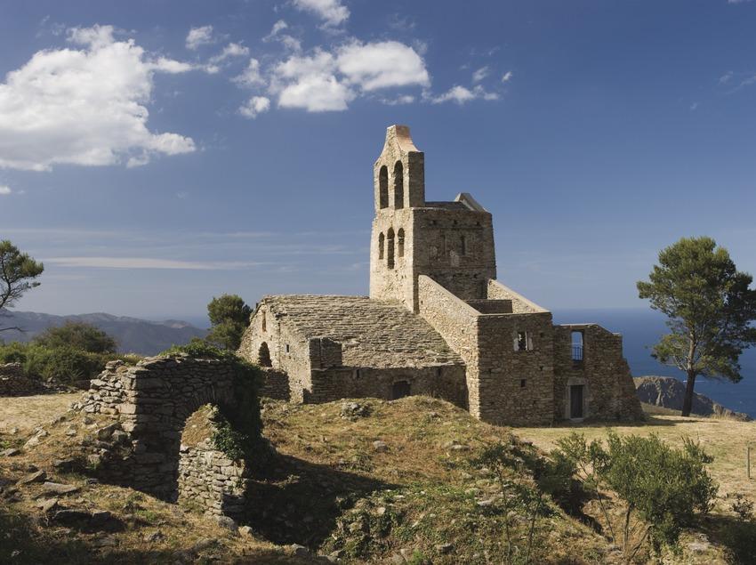Church of Santa Helena or Santa Creu de Rodes