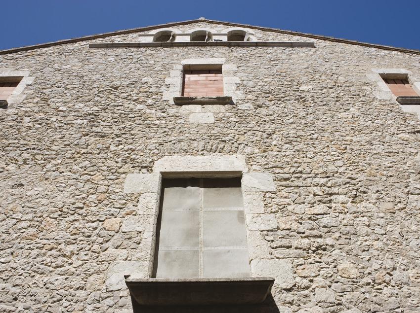 Fachada del Alfolí de la Sal.  (Nano Cañas)