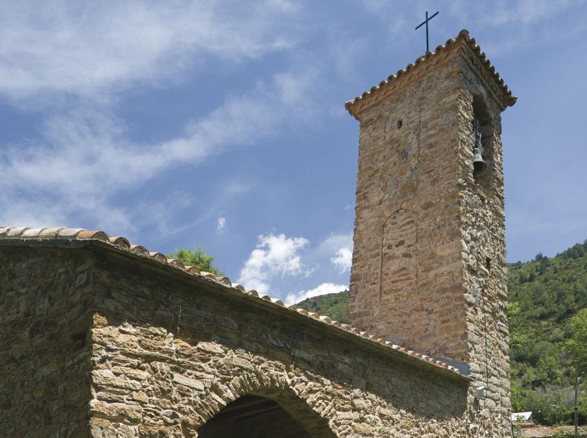 Iglesia de Santa Maria de les Neus.  (Nano Cañas)