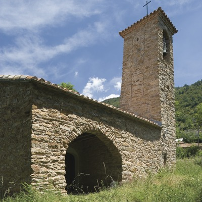 Església de Santa Maria de les Neus.  (Nano Cañas)