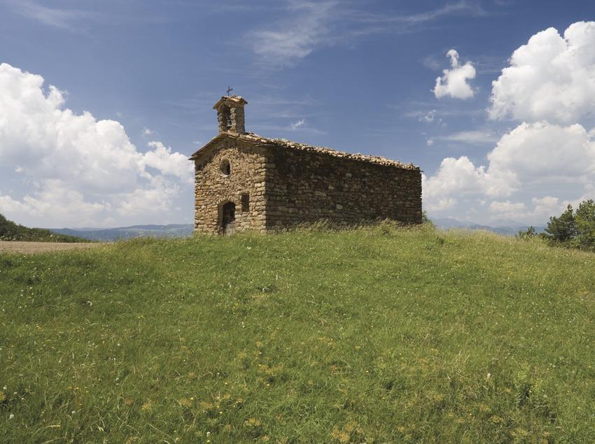Iglesia de Sant Salvador.  (Nano Cañas)