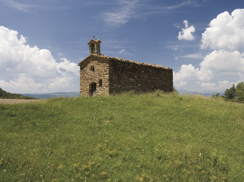 Iglesia de Sant Salvador.