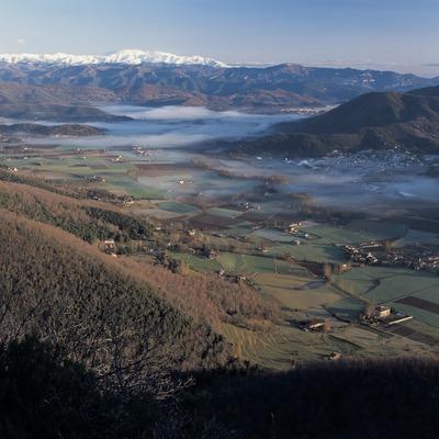 Panoràmica de la vall  (Kim Castells)