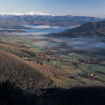 Panorámica del valle