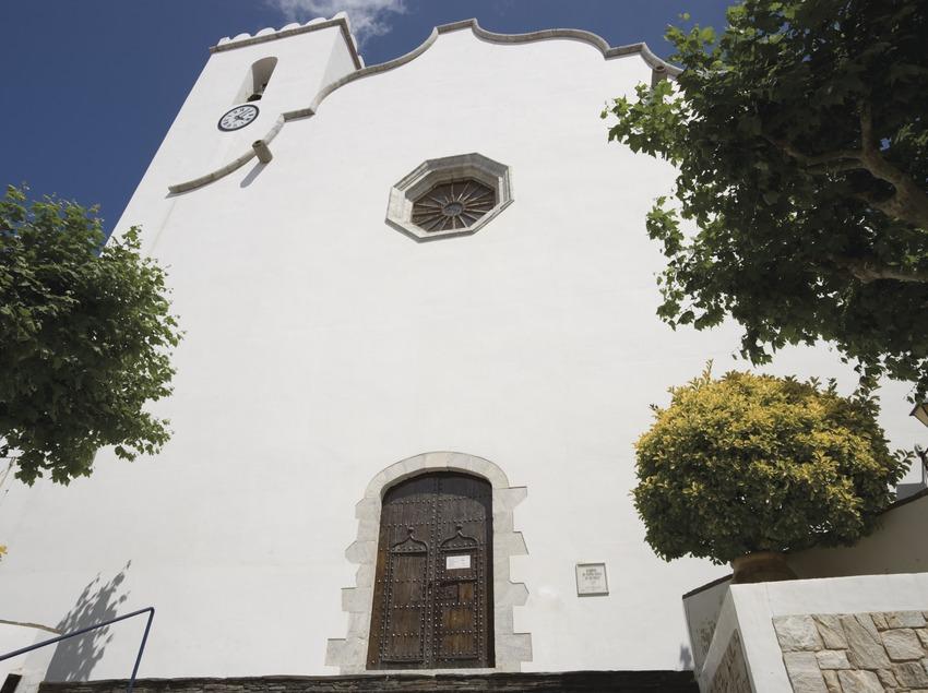 Church of Santa Maria de les Neus  (Nano Cañas)