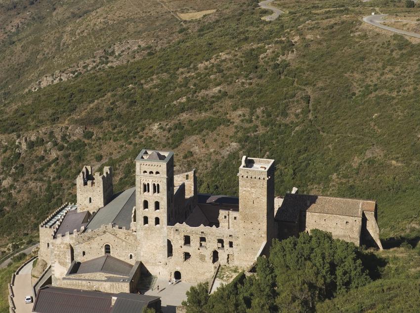 Monasterio de Sant Pere de Rodes  (Nano Cañas)