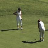 Jugadors al Club de Golf Llavaneras  (Marc Ripol)