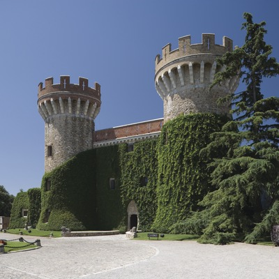 Peralada Castle.