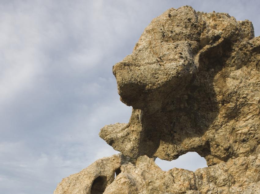 Formaciones rocosas en el Parque Natural del Cap de Creus.  (Nano Cañas)