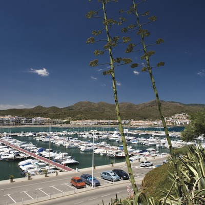 Puerto deportivo  (Nano Cañas)