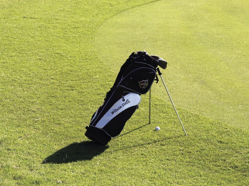 Jeu de clubs de golf