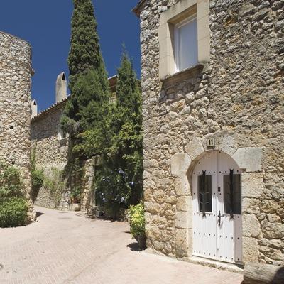 Centro histórico de Sant Martí d'Empúries.