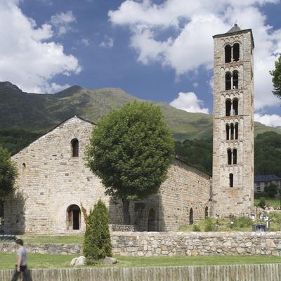 Església de Sant Climent de Taüll.  (Nano Cañas)