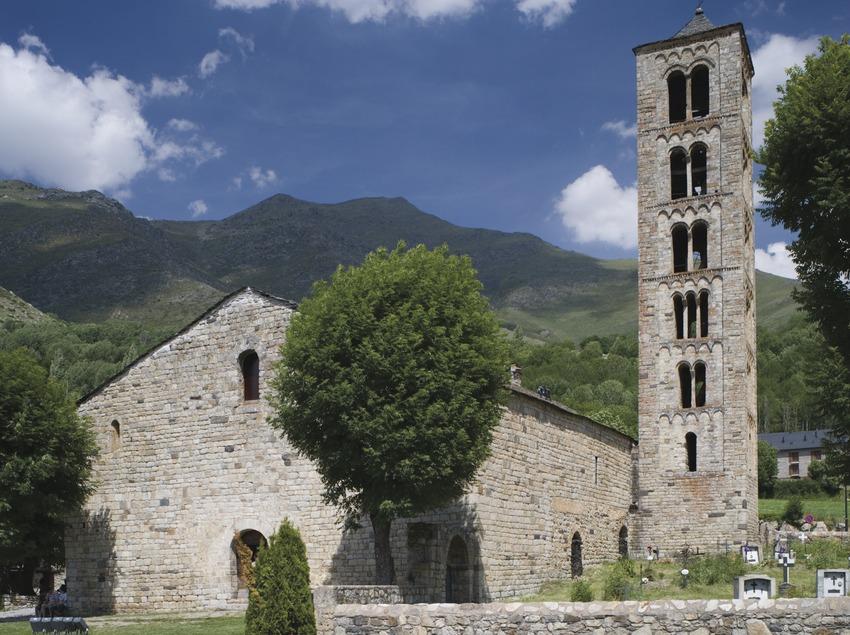 Iglesia de Sant Climent de Taüll.  (Nano Cañas)