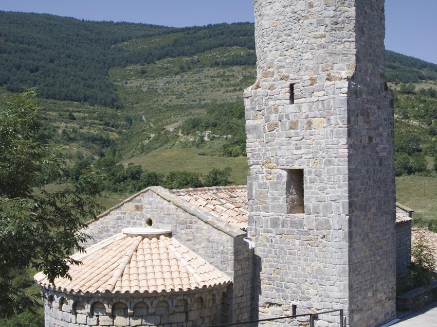 Església de Santa Maria.