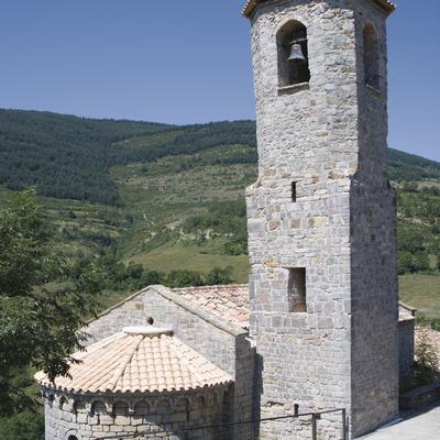 Iglesia de Santa Maria.  (Nano Cañas)