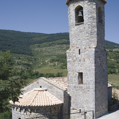 Església de Santa Maria.  (Nano Cañas)