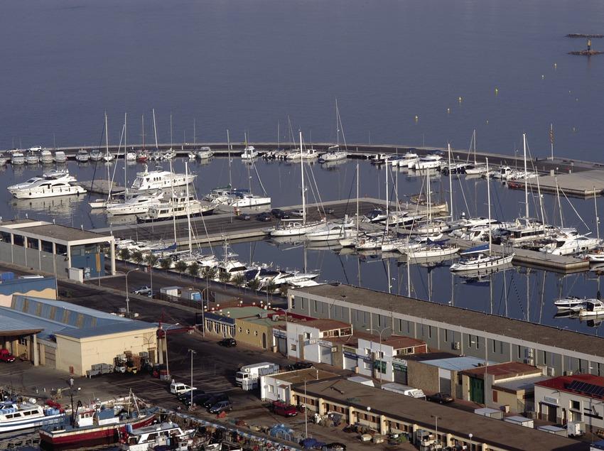Vista general del Port de Roses  (Marc Ripol)