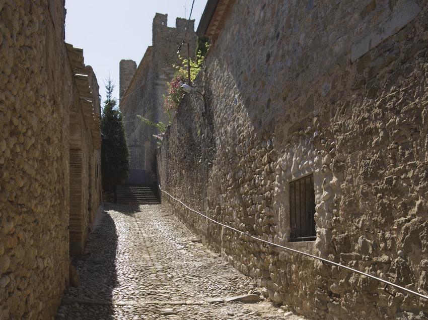 Calle del núcleo histórico