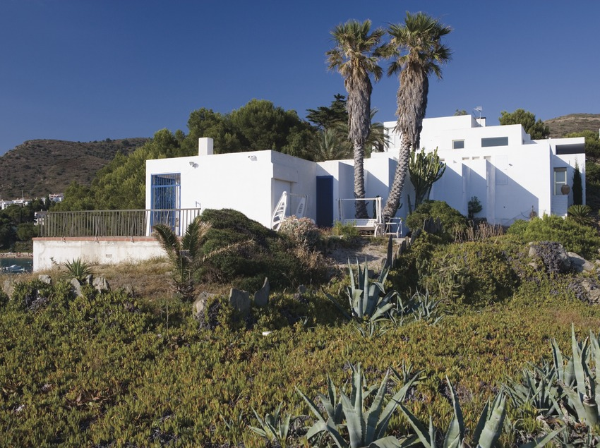 Maison Rozes (1962) de Josep Antoni Coderch de Sentmenat.  (Nano Cañas)