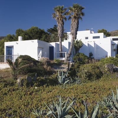 Casa Rozes (1962) de Josep Antoni Coderch de Sentmenat.  (Nano Cañas)