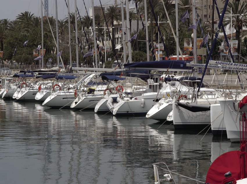Vista general del puerto de Vilanova i la Geltrú  (Marc Ripol)