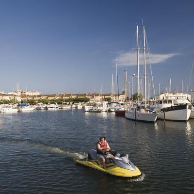 Port Esportiu Canals de Santa Margarida.  (Nano Cañas)