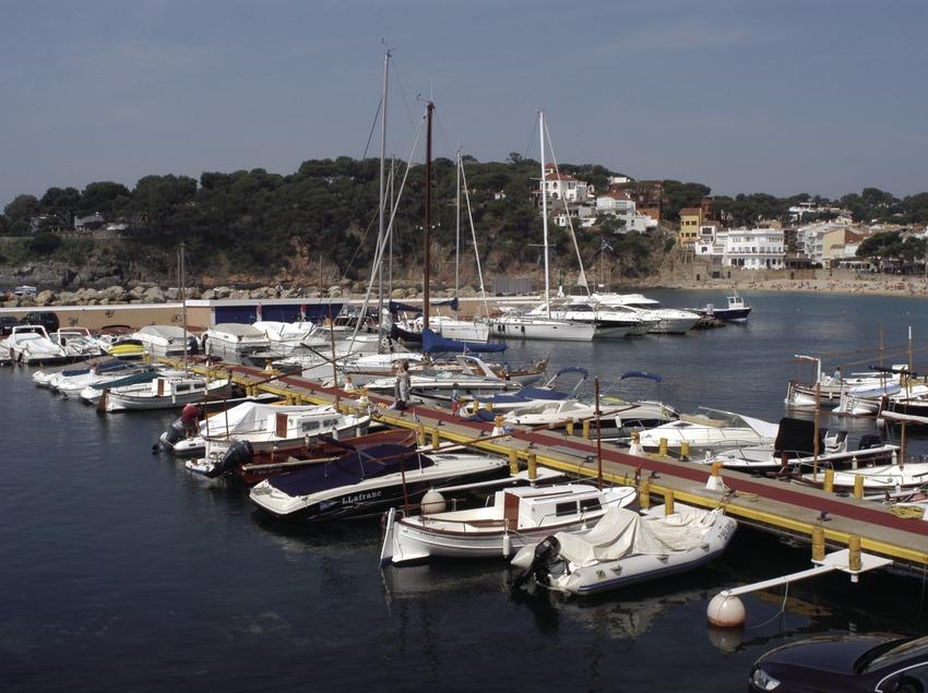 Vista general del Port Esportiu de Llafranc  (Marc Ripol)