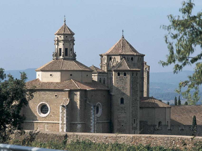 Real Monasterio de Santa María de Poblet  (Consorci de Promoció Turística de l'Alt Penedès)