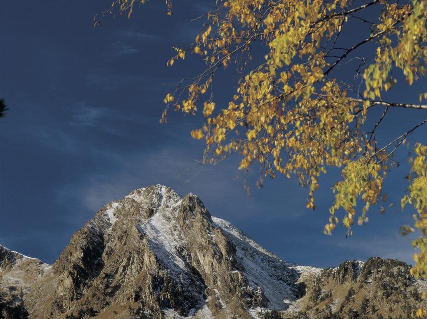 Portarró d'Espot, en el Parque Nacional de Aigüestortes i Estany de Sant Maurici.  (Kim Castells)