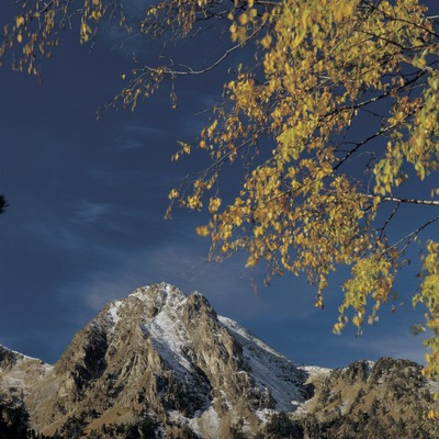 Portarró d'Espot, al Parc Nacional d'Aigüestortes i Estany de Sant Maurici  (Kim Castells)