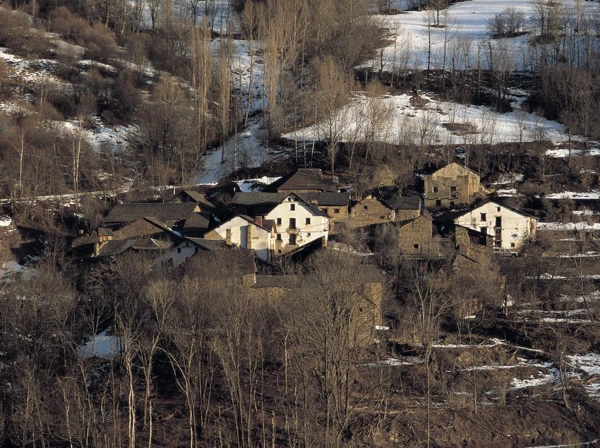 Burg, en el valle de Àneu.  (Kim Castells)