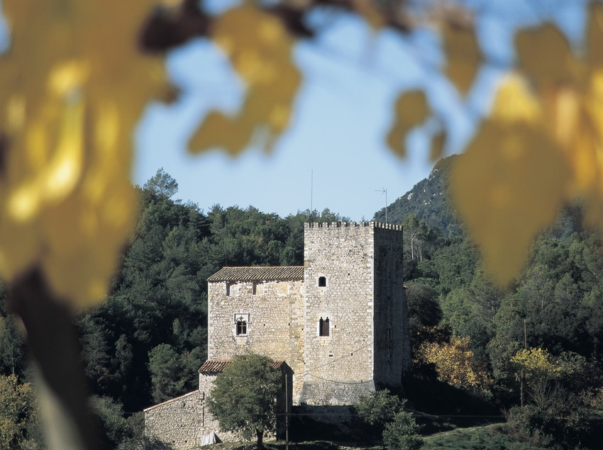 Castell de Beuda.