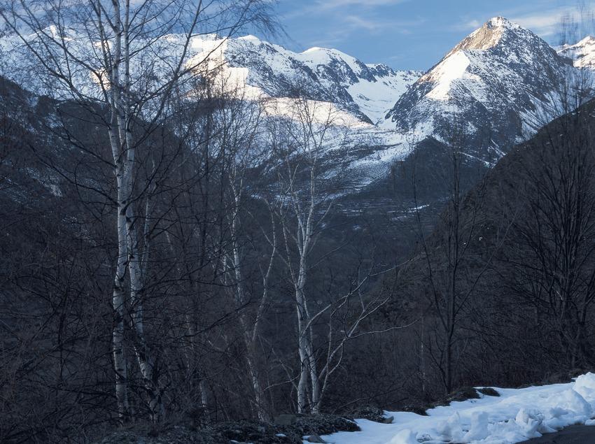 Vallée d' Àneu.  (Kim Castells)