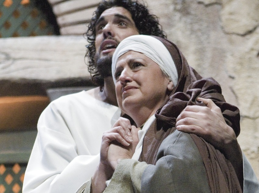 Scene from the Passion  (Oriol Llauradó)