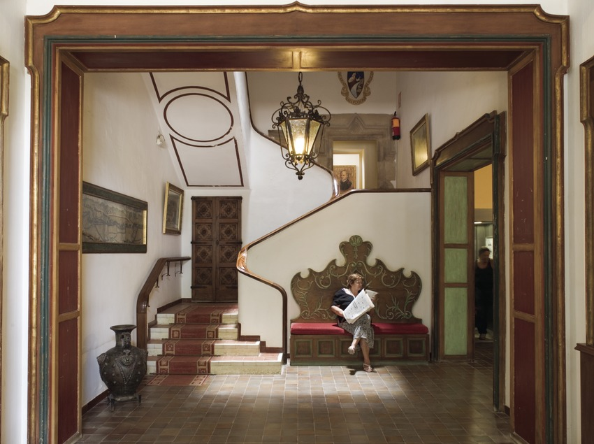 Hotel Balneario de Vallfogona de Riucorb (Nano Cañas)