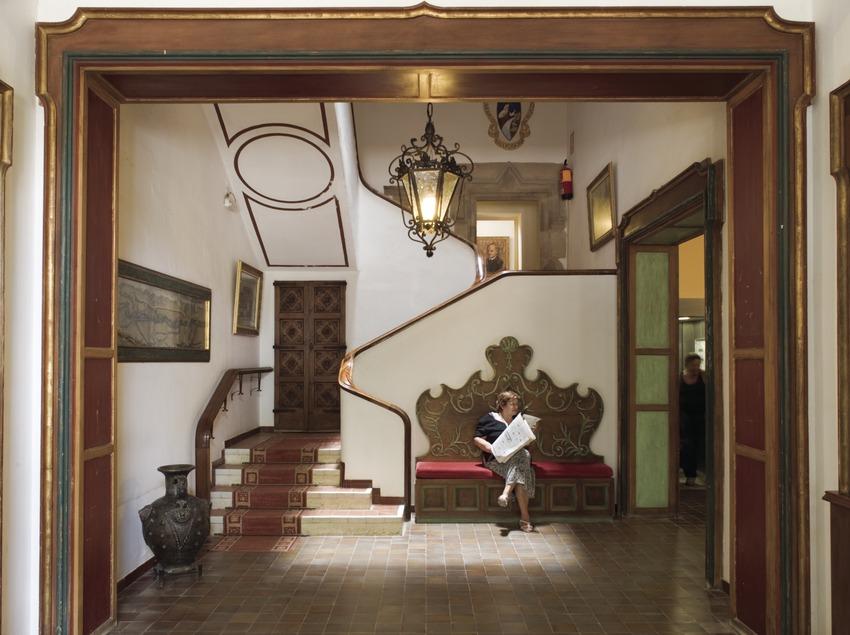 Hôtel balnéaire de Vallfogona de Riucorb (Nano Cañas)