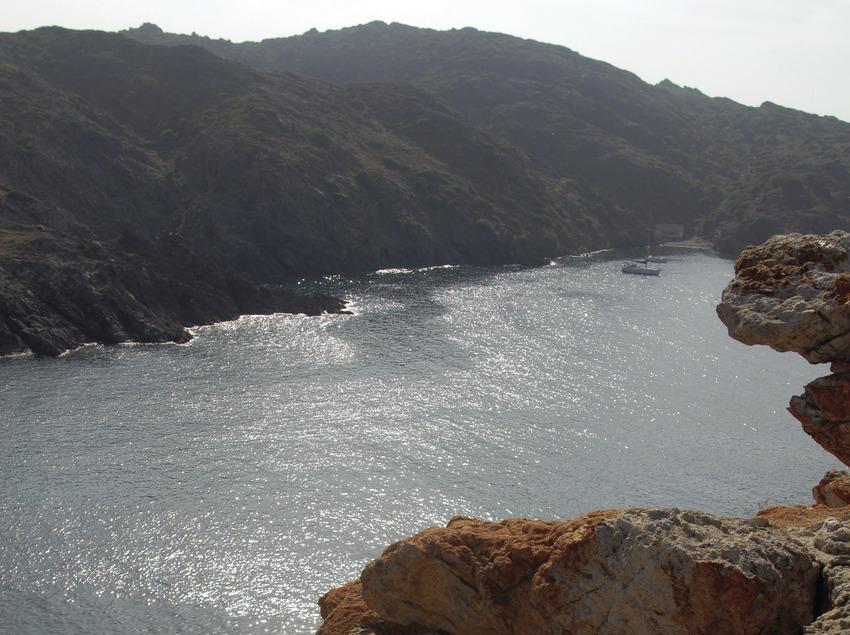 Cala del Parque Natural del Cap de Creus.  (José Luis Rodríguez)