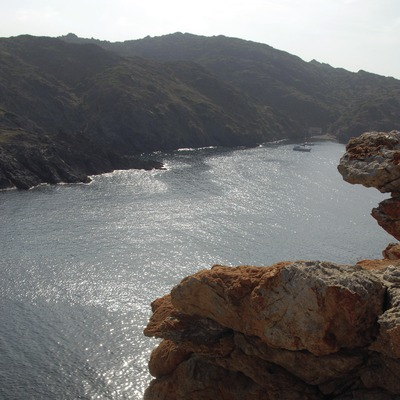 Cala del Parc Natural del Cap de Creus.  (José Luis Rodríguez)