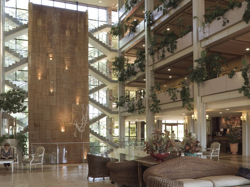 Hotel Termes de Montbrió  (Nano Cañas)
