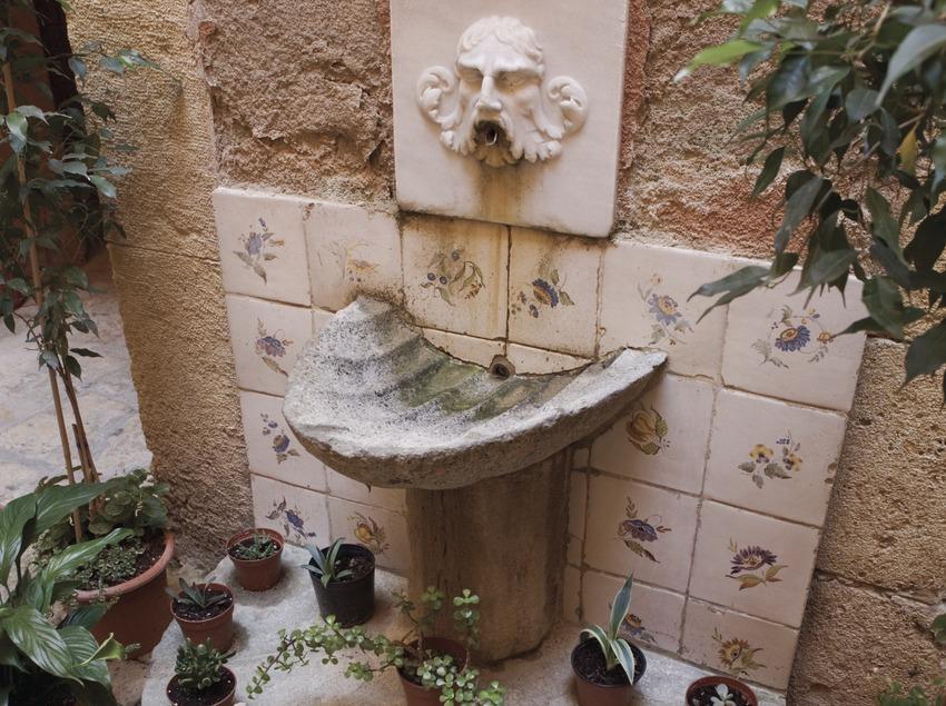 Casa Castellarnau.  (Nano Cañas)