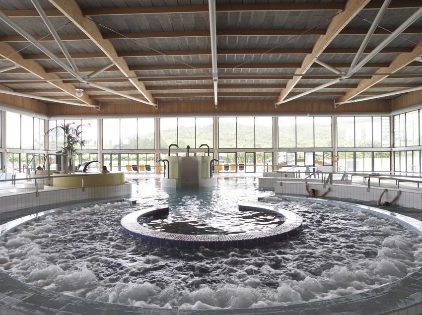 Freizeit- und Thermalzentrum Magma (Nano Cañas)