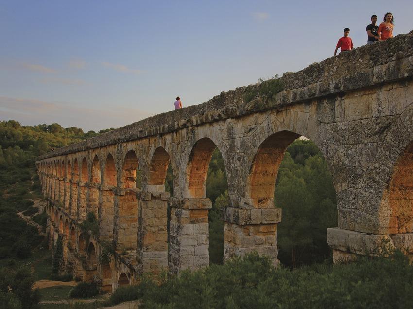 Puente del Diablo de Tarragona