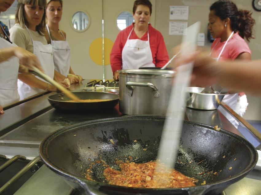 Escola de cuina de l'Empordà (Lluís Carro)